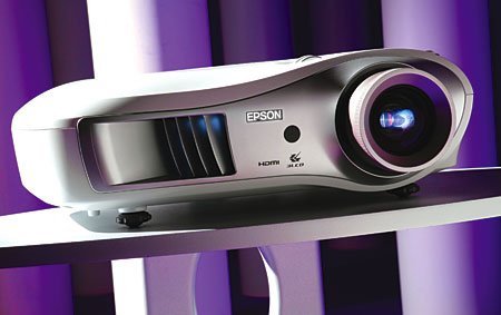 Epson 1080p projector
