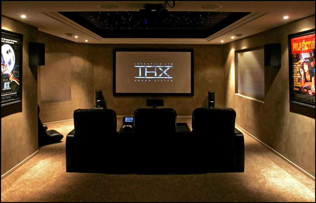 Home Theatre and Home Audio Installation by HV Tech Solutions