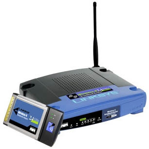 Wireless Internet Home Service